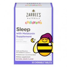 MELATONINA INFANTIL ZARBEE'S SLEEP